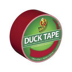 Shurtech Brands, Llc 392874 1.88 in x20yd Red Duct Tape