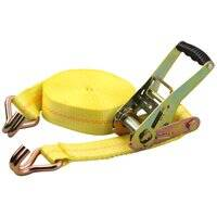 MintCraft FH64066 2 in x27 ft Ratchet Tiedown Jj Hk