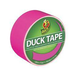 Shurtech Brands, Llc 868088 1.88 in x15yd Pink Duck Tape