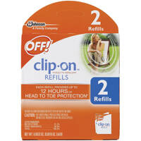 Sc Johnson 70319 Off Clip On Refills