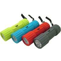 Power Zone FT-ORG18 Flashlight 6 Led Compact Size