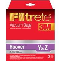 Eureka Company 64702A-6 Hoover Style Y & Z Bag 3pack