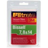Eureka Company 66878A-4 Bissell Style 7 8&14 Filter