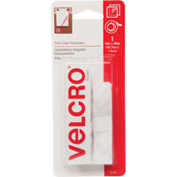Velcro Usa Inc 91326 3/4 in X18 in Velcro Clear Tape