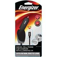 Premier Accessory Group ENG-CLA002 Micro Usb Swivel Chgr
