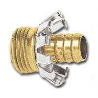 Gilmour C34M 3/4 in Male Clinch Coupler