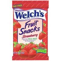 Orgill Inc 3576857 Welches Strwbry Fruit Snack 5z