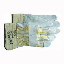 Boss Mfg Co 1290L Glove Leather Palm L Stallion