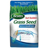 Scotts 18225 Scts Tb Sun&shade Grass Seed3#