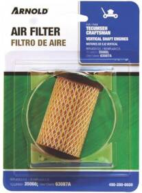 Arnold Corp 490-200-0020/TAF1 Paper Airfilter Tec Sears35066