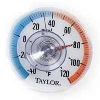 Taylor Precision Products 5321N Stick-On Thermometer