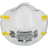 3M 8210PB1-A/8210+ N95 Extended Use Respirator