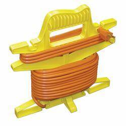 Coleman Cable 3202 Ext Cord Winder Yellow 12x12