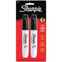 Sanford Corporation 38262PP Sharpie Chisel Tip Markr Black