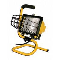 Power Zone PZ-1002 500w Portable Hlgn Worklight