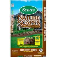 Scotts 88652410 Naturescapes Brown Mulch 2cf