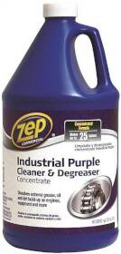 Amrep, Inc ZU0856128 Zep Industrial Purple Cleaner & Degreaser Concentrate Gal