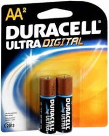 Duracell MX1500B2U Ultra Aa Batteries