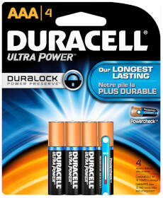 Duracell MX2400B2Z Ultra Aaa Batteries