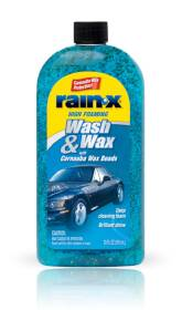 Itw Global Brands RX51820D Rain-X Wash & Wax With Carnauba Wax Beads 20 oz