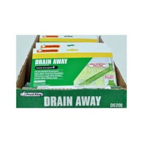 Thermwell Products DE200 Manual Drain Away