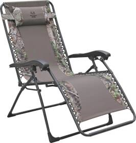 Worldwide Sourcing 3102092 Zero Gravity Relaxer Chair Realtree Camo