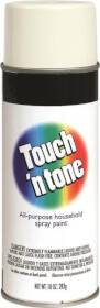 Rust-Oleum 55274830 Touch 'n Tone Interior/Exterior Spray Paint White