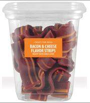 Sunshine Mills 7760952 Bacon/Cheese Flavor Strips