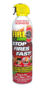 Orgill Inc FG24-247-102 Fire Gone Aerosol Fire Extinguisher