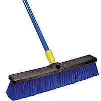 Orgill Inc 4106076 18 in Poly Pushbroom