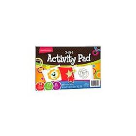 FLP 9861 Creative Options Activity Pad 3-In-1
