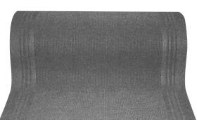 WJ Dennis HGR0027 Gray Floor Runner Mat 26 In Wide, Per Foot