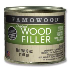 Eclectic Products 6769491 Famowood Original Wood Filler Cedar 6 Oz