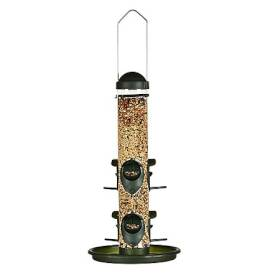 Perky Pet 311 Safari Tube Bird Feeder