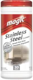 Weiman Products 3060A Magic Complete Stainless Steel Cleaning Wipes