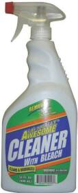 Awesome Products 205 All Purpose Cleaner With Bleach 32 Oz