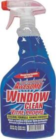 Awesome Products 223 Window Cleaner Glass And Surface 32 oz