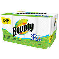 Procter & Gamble 4975918 Paper Towel Bounty Big Roll White