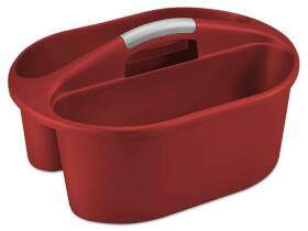 Sterilite 15845806 Red Large Ultra Caddy
