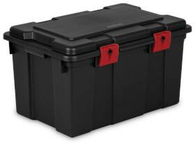 Sterilite 1841 16 Gal Storage Trunk