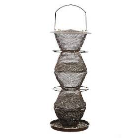Perky Pet BZ500333 5 Tier Bronze Wild Bird Feeder