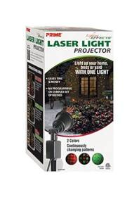 Prime Line Products 4017349 Yard Stake Red/Green Laser Lt