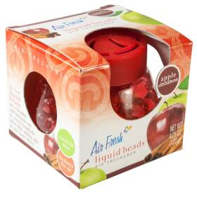 Air Fresh 9576 Apple Cinnamon Air Fresh Liquid Beads Air Freshener