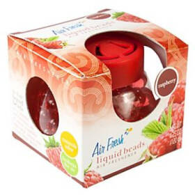 Air Fresh 9578 Raspberry Air Fresh Liquid Beads Air Freshener