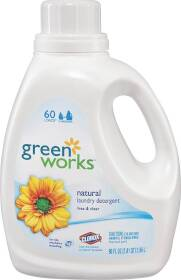 Clorox Co. 30320 Green Works Laundry Detergent Free & Clear 90 oz