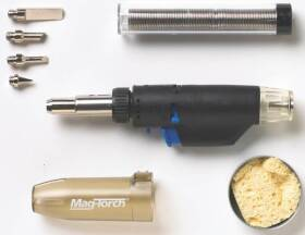 Magna 7861784 Torch Butane Micro Kit W/Case
