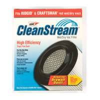Shop Vac 9036100 Craftsman/Rigid Filter