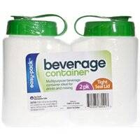 FLP 8091 16 oz Juice Bottles 2pk