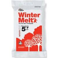 CARGILL SALT 6217251 25lb Halite Ice Melter Bag