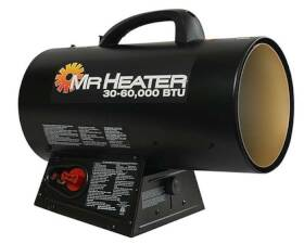 Mr Heater F271370 30k-60k Lp Forced Air Heater